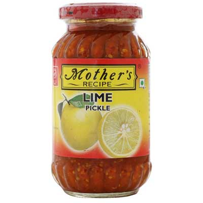 Mothers Recipe Lime Pickle