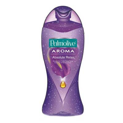 aroma therapy shower gel absolute relax palmolive