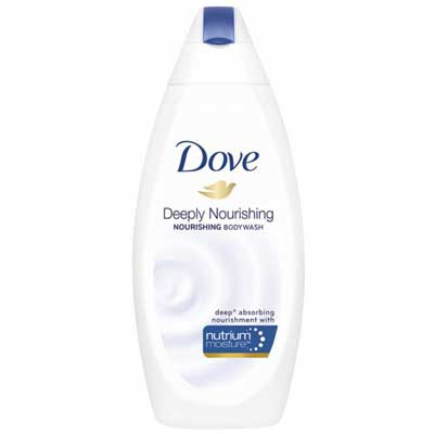 deeply nourishing body wash dove original
