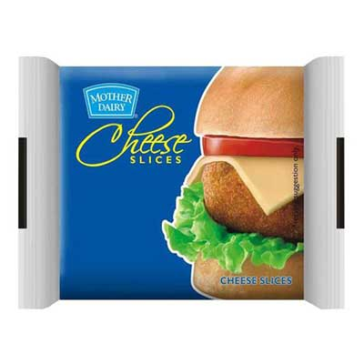 mother dairy cheese slices