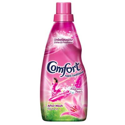 after wash fabric conditioner comfort original