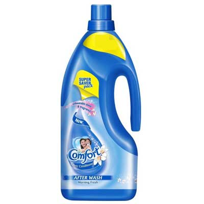 after wash morning fresh fabric conditioner comfort original